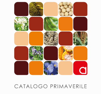 APSOV, Catalogo Primaverile 2018